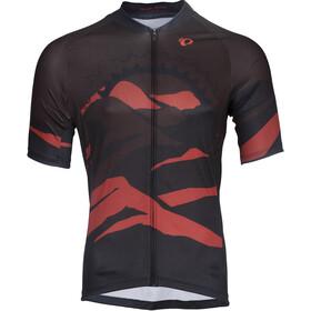 PEARL iZUMi MTB LTD Maglietta Uomo, nero/rosso